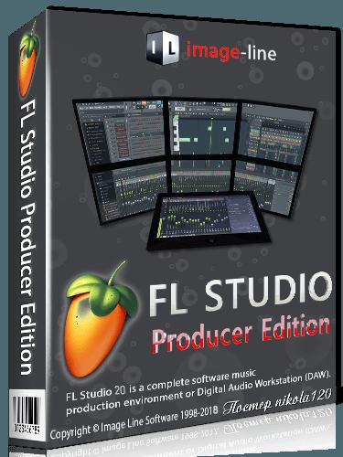 Fl Studio, скачать Fl Studio бесплатно