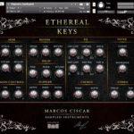Marcos Ciscar — Ethereal Keys