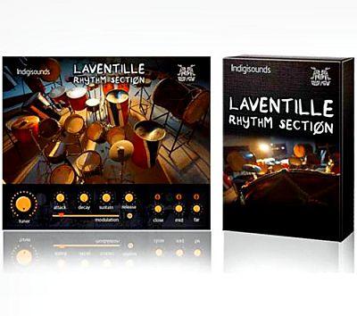 Indigisounds — Laventille Rhythm Section