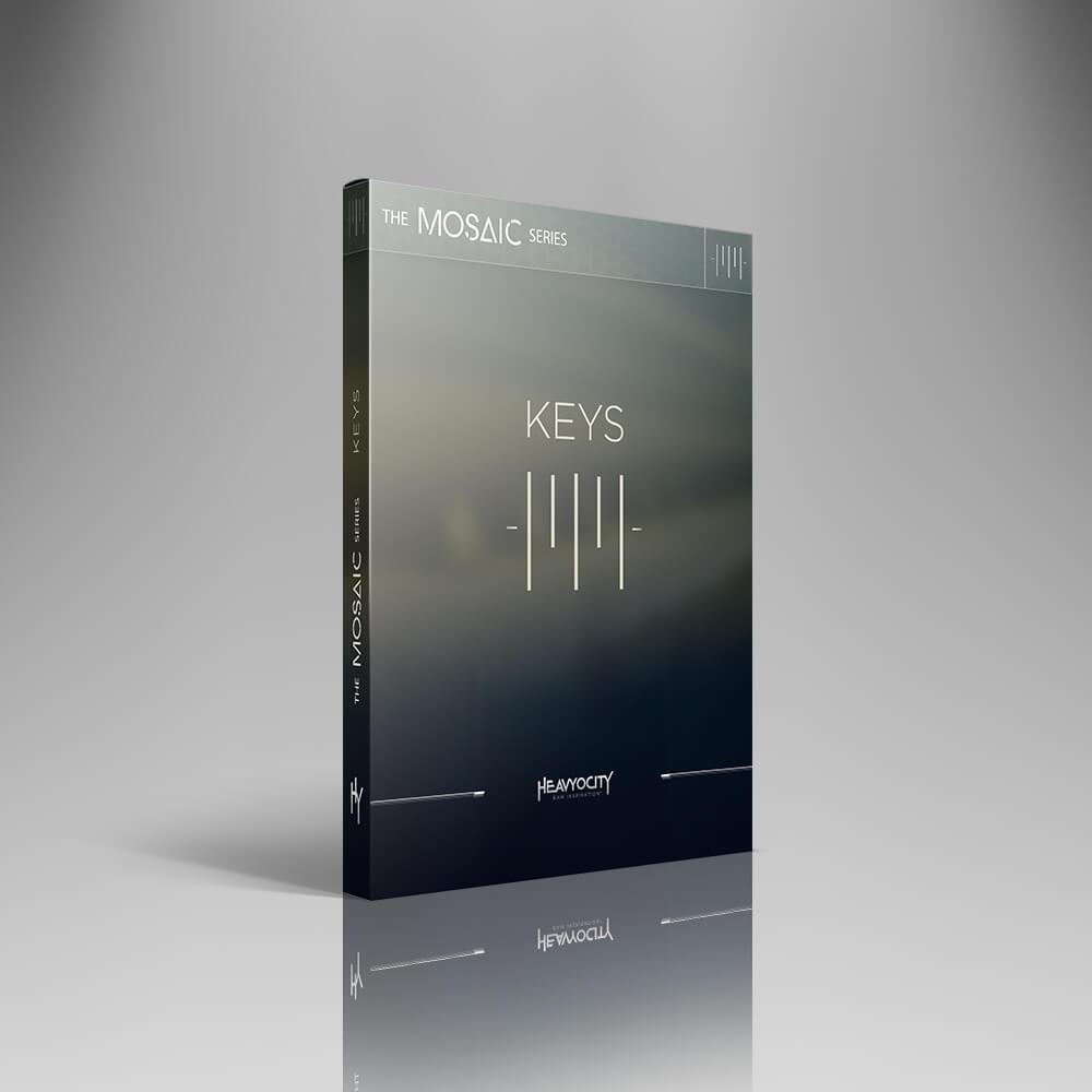 Heavyocity — Mosaic Keys