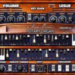Adam Monroe Music - Rotary Organ 1.3 VSTi, AAX, AUi WIN.OSX x86 x64