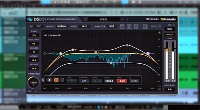 TBProAudio - DSEQ 1.3.0 VST, VST3, RTAS, AAX x86 x64