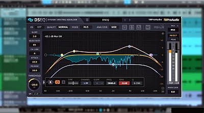 TBProAudio - DSEQ 1.2.0 VST, VST3, RTAS, AAX x86 x64 [05.2020]