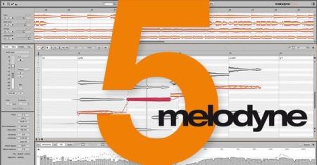 Celemony - Melodyne Studio v5.0.0.048 STANDALONE, VST3, AAX x64 (NO INSTALL, SymLink Installer)