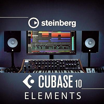 Steinberg - Cubase Elements 10.5.20 eXTender x64