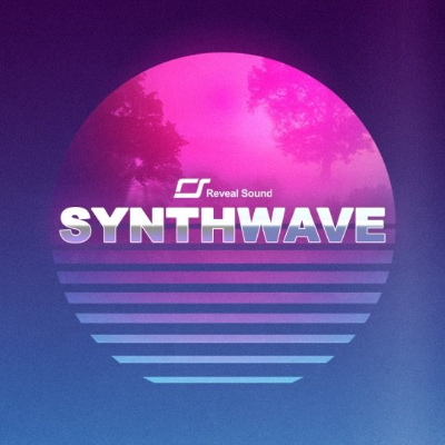 Reveal Sound - Synthwave Vol.1 (MIDI, WAV, SPIRE)