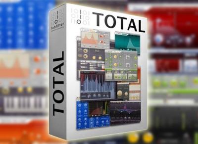 FabFilter - Total Bundle 2020.05.18 VST, VST3, RTAS, AAX x86 x64