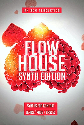 8Dio - Flow House Synth (KONTAKT)