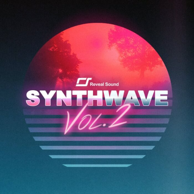 Reveal Sound - Synthwave Vol.2 (MIDI, WAV, SPIRE)