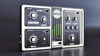 United Plugins & Soundevice Digital - Autoformer 1.1 VST, VST3, AAX x86 x64