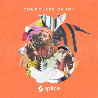Splice Sounds - Splice Sessions - Congolese Drums with Andre Toungamani (WAV)