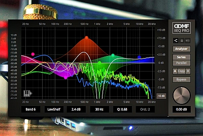DDMF - Plugins Bundle 17.05.2020 VST, VST3, AAX x86 x64 [05.2020]