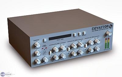 D16 Group - Devastor 2 v2.1.6 VST, AAX x86 x64 [05.2020]