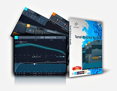 iZotope - Tonal Balance Control 2.2.0.534 AU, AAX, VST2, VST3 x64 (macOS)