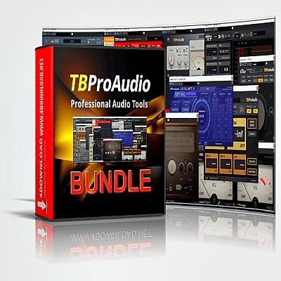 TBProAudio - bundle 2020.5.5 STANDALONE, VST, VST3, RTAS, AAX x86 x64