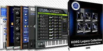 KORG - Legacy Collection 2 v2020.05.24 STANDALONE, VSTi, AAX x64
