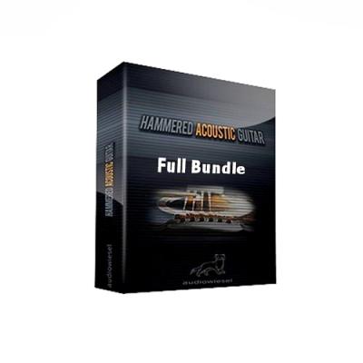 Audiowiesel - Hammered Acoustic Guitar Full Bundle v1.5 (KONTAKT)