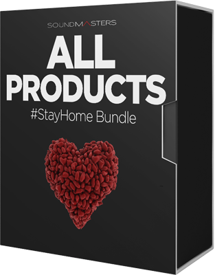 Soundmasters - StayHome Bundle (WAV, SERUM, MASSIVE, ABLETON)