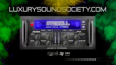 Luxury Sound Society - OVERKILL 1.0 VSTi, AUi WIN.OSX x86 x64 [06.2020]
