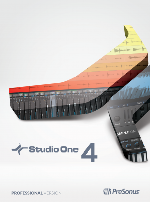 PreSonus - Studio One 4 Professional
