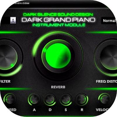 Dark Silence Sound Design - Dark Grand Piano 1.0.2 VSTi, AUi WIN.OSX x64 [06.2020]