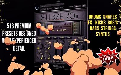 Luxury Sound Society - Subzero II 1.0 VSTi, AUi WIN.OSX x86 x64