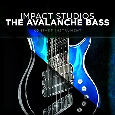 Impact Studios - The Avalanche Bass (DI+PRO) (KONTAKT)