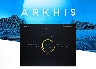 Native Instruments - ARKHIS v1.0.0 (KONTAKT)
