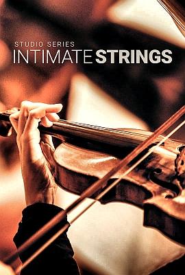 8Dio - Intimate Studio Strings v1.3 (KONTAKT)