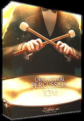 Strezov Sampling - Orchestral Percussion X3M (KONTAKT)