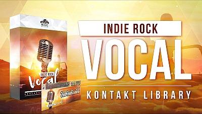 Uplifting Music Studio - Indie Rock Vocal (KONTAKT)