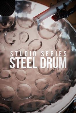 8Dio - Studio Steel Drum (KONTAKT)