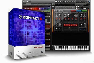 Native Instruments - Kontakt 6.3.2 STANDALONE, VSTi, AU x64 (macOS)
