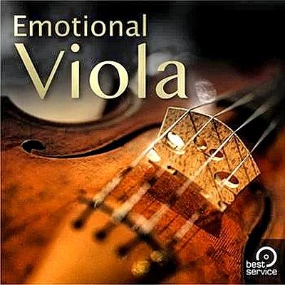 Best Service - Emotional Viola (KONTAKT)