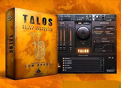 Audio Imperia - Talos v1.1.0 (KONTAKT)