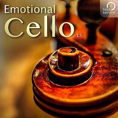 Best Service - Emotional Cello v1.5 (KONTAKT)
