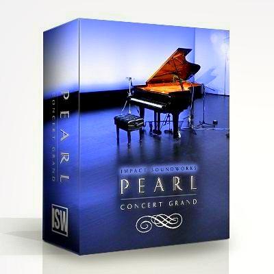 Impact Soundworks - Pearl Concert Grand v2.4 (KONTAKT) (FULL & UPDATE)