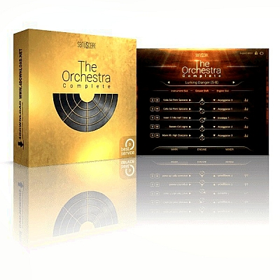 Sonuscore - The Orchestra Complete 2 (KONTAKT)