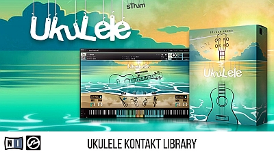 Splash Sound - Ukulele (KONTAKT)