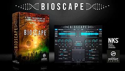 Luftrum - Bioscape (KONTAKT)