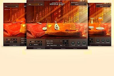 Native Instruments - Discovery Series: Middle East v1.1.0 (KONTAKT)