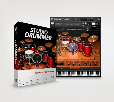 Native Instruments - Studio Drummer v1.4.0 (KONTAKT)
