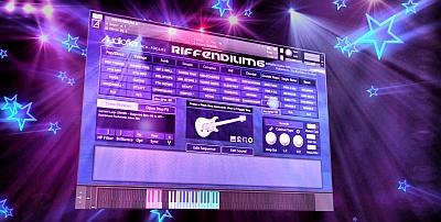 Audiofier - Riffendium 6 (KONTAKT)