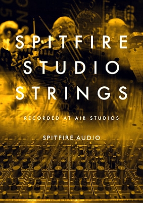 Spitfire Audio - Spitfire Studio Strings v1.0 b19 (KONTAKT)