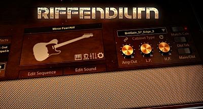 Audiofier - Riffendium Series v1.0.2 (KONTAKT)