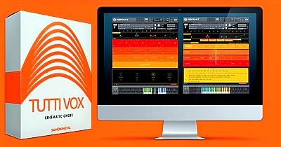Sonokinetic - Tutti Vox v1.2.0 (KONTAKT)