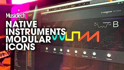 Native Instruments - MODULAR ICONS v1.2.1 (KONTAKT)